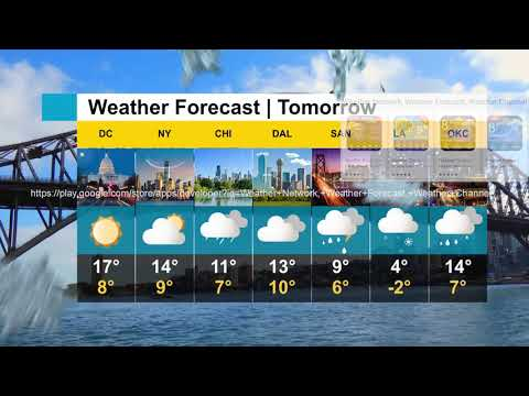 Weather Forecast & Radar Maps 2019 Weather Network   Apps on