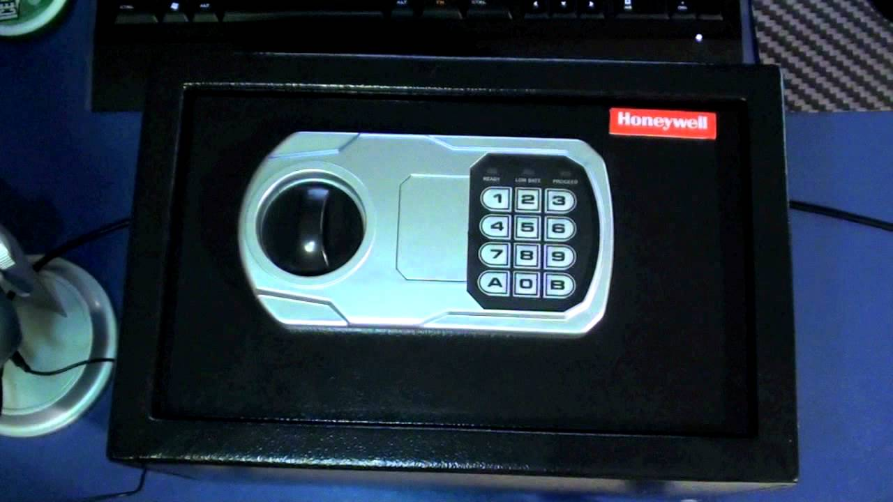Personal Security Safes
