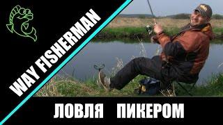 Рыбалка с пикером