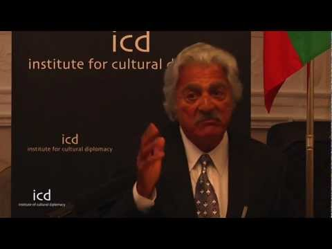 Abdul Aziz Said, Professor of International Relations, American University
