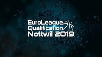 EuroLeague Nottwil: Day 2 (9.3.2019)