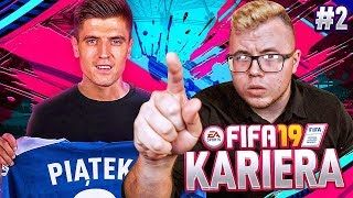 FIFA 19 | KARIERA #2 - NOWY TRANSFER! MAMY HIT?