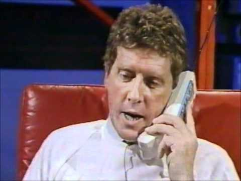 Michael Crawford on Going Live part 1
