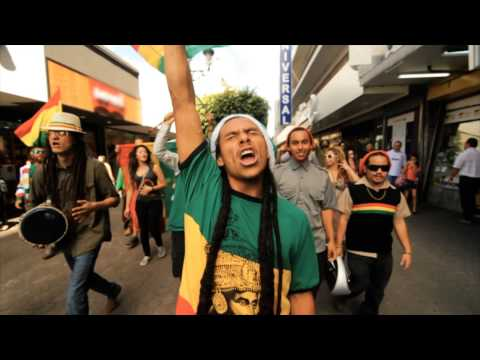 TALAWA - Ghetto People Chant (Official Video 2014)