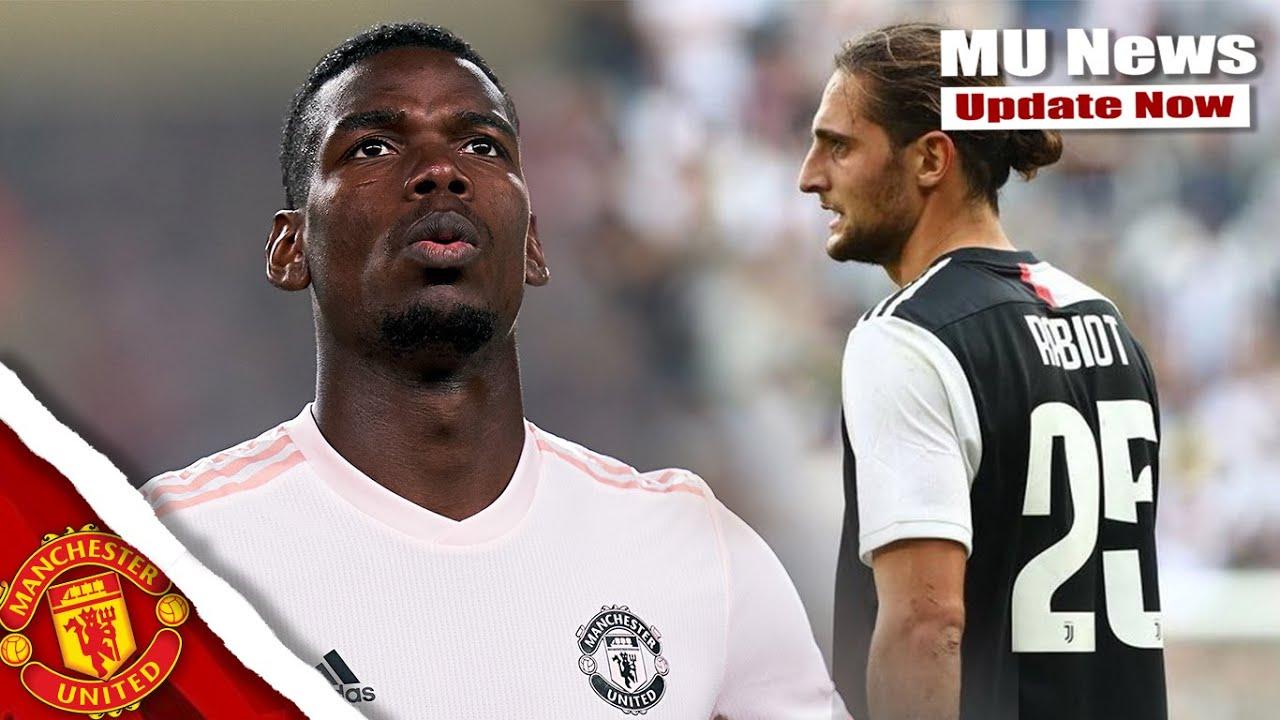 Juventus to offer Adrien Rabiot to Man Utd in a player-plus-cash ...