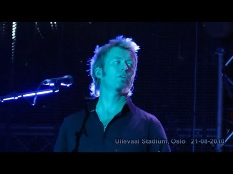 a-ha live - We're Looking For the Whales (HD) Ullevaal Stadium, Oslo 21-08-2010
