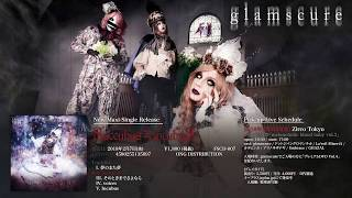 glamscure 3rd single 「Succubus≒incubuS」all songs trailer thumbnail
