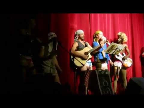 Egyption - Mutandine di seta nera @ Teatro di Brentonico