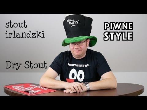 Stout irlandzki / Dry Stout [Piwne Style]