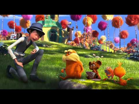 The Lorax Explains the Card Game