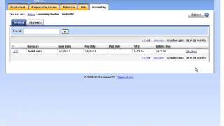 Payment Processing through the Customer Portal