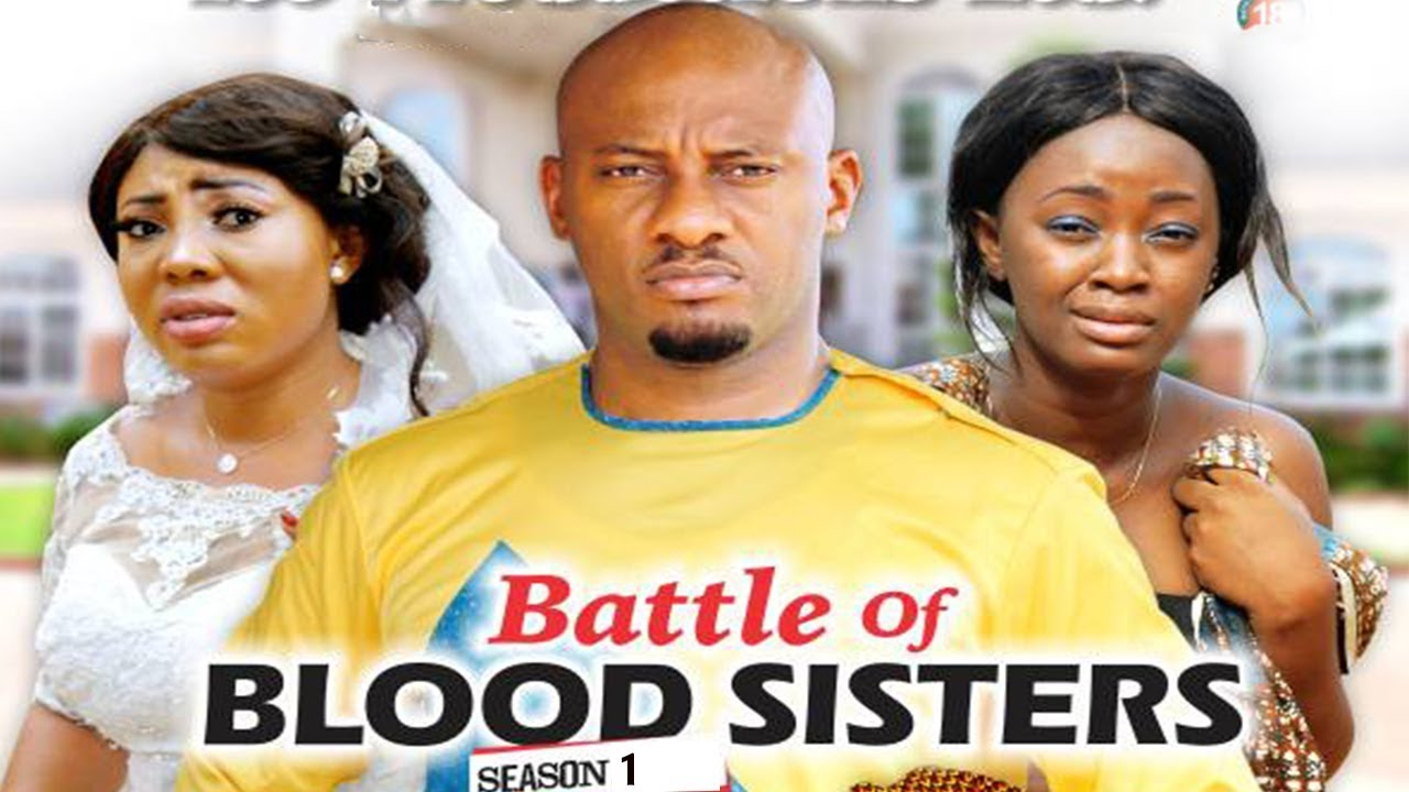Download BATTLE OF BLOOD SISTERS 1 - 2018 LATEST NIGERIAN NOLLYWOOD MOVIES || TRENDING NOLLYWOOD MOVIES
