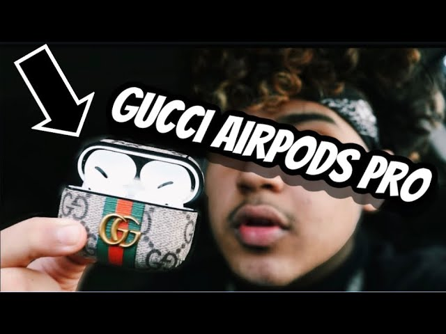 Gucci Airpods Pro Case Review Youtube