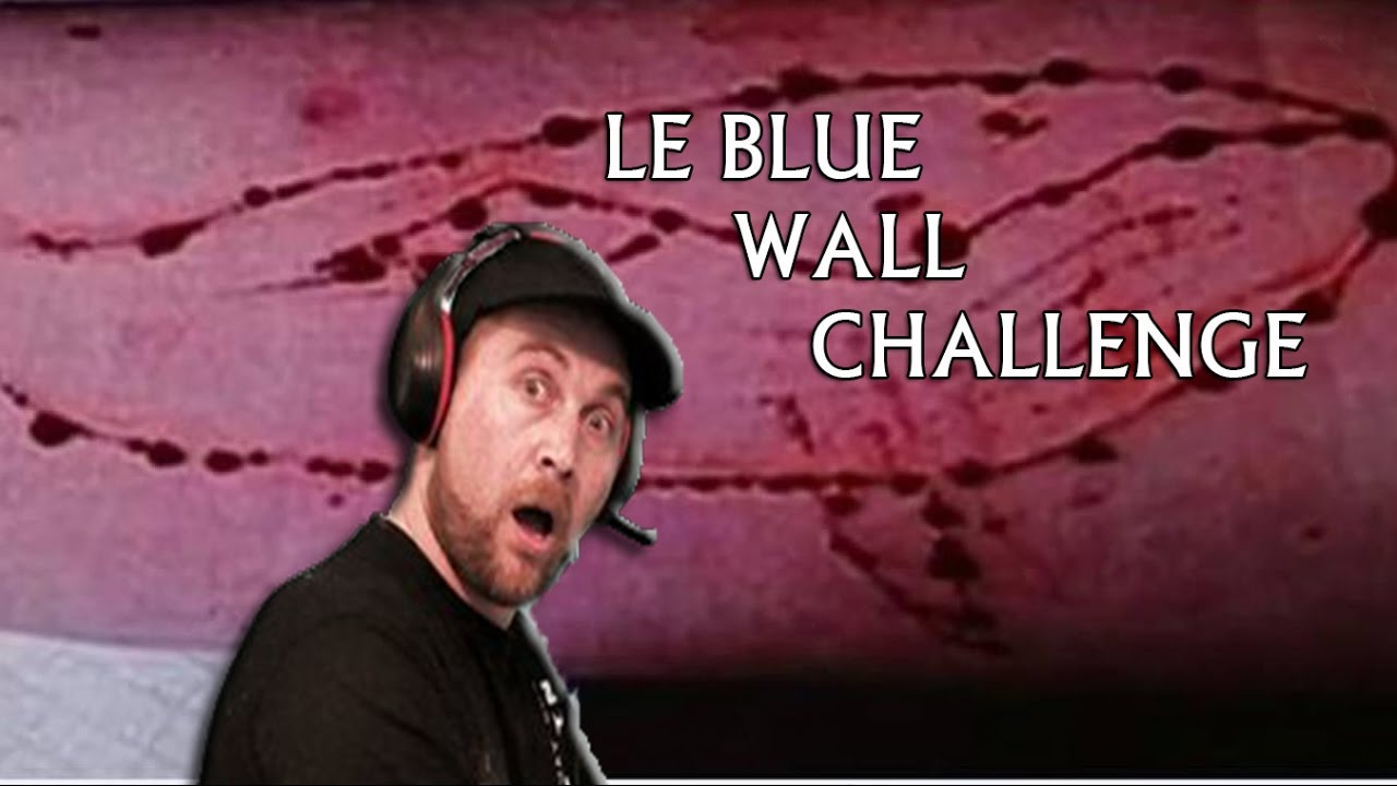 Blue Wall Challenge