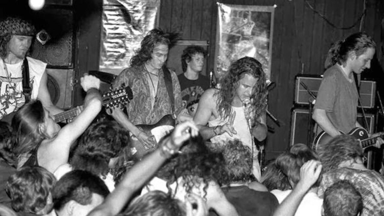 Mookie Blaylock f Ramp Cafe Seattle WA 10 22 1990 [First