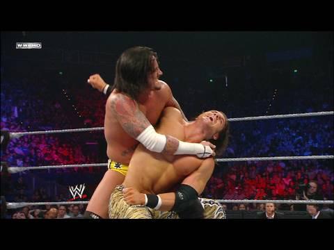 WWE Superstars Thu, Oct. 15, 2009