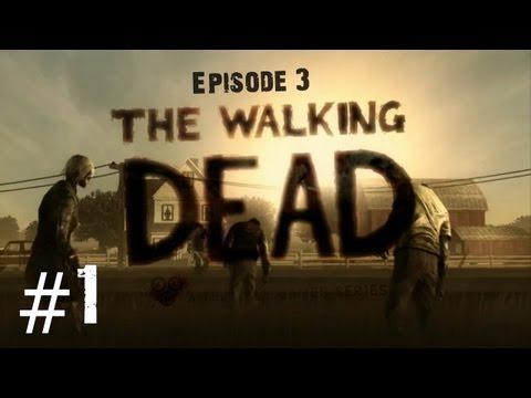 THE WALKING DEAD Season 3 EPISODE 1 Gameplay Walkthrough Part 1 A NEW FRONTIER FULL GAME [1080p HD]