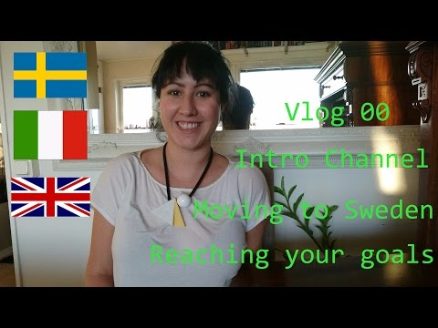 Vlog 00 - Two Times Expat and welcome to Sweden