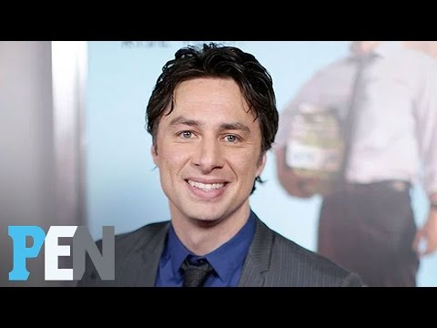 Zach Braff On 'Going In Style' Remake With Morgan Freeman & Dream Cast | PEN | Entertainment Weekly