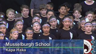 Musselburgh School - Kapa Haka
