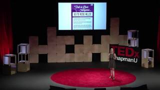 To Fall in Love with Anyone | Mandy Len Catron | TEDxChapmanU
