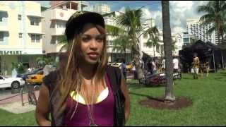 STEP UP REVOLUTION - Cleopatra Coleman [Interview]