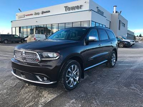 2017 dodge durango citadel awd h9003 tower chrysler sold youtube. Black Bedroom Furniture Sets. Home Design Ideas
