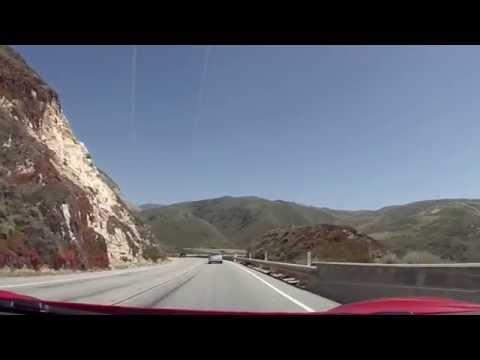 Big Sur Highway 1 solo drive