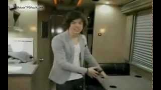 one direction bus tour by harry styles