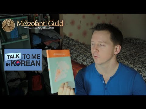 Review: Talk To Me In Korean Lesson Books [video]