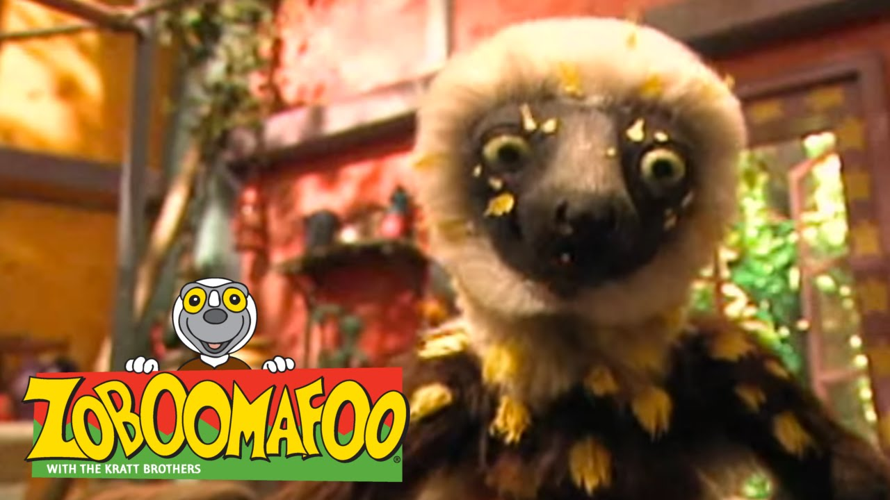 Zoboomafoo 127 - Fast and Slow (Full Episode)