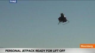 $150K James Bond Jetpacks Ready for Lift Off