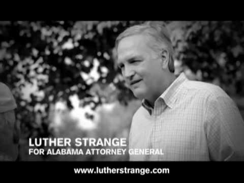 Luther Strange for Alabama Attorney General - 2010 Super Bowl Ad