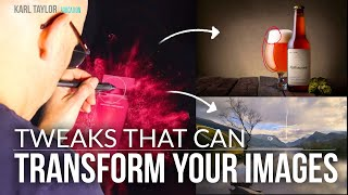 How to identify adjustments that can transform your images.