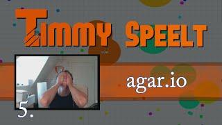 Timmy Speelt: Agar.io #5