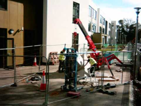Download Menger Pyramid Installation, Week 1