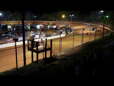 FWD main at Laurens Speedway 9/22/18