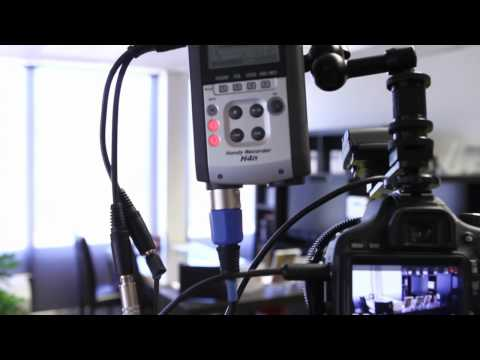H4n Monitoring Recording Straight To Dslr Youtube