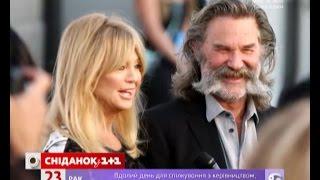 Ґолді Гоун та Курт Рассел вирішили одружитися після 30 років стосунків
