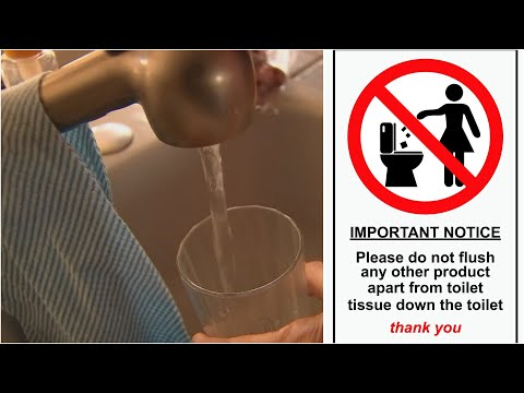 Is Our Tap Water Safe To Drink?