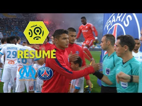 Olympique de Marseille - Paris Saint-Germain (2-2) - Résumé - (OM - PSG) / 2017-18J10