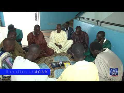 Ziar Dahira yi UCAD Daara Mawahibul Akkiyassi Bichri TV - Murid Channel