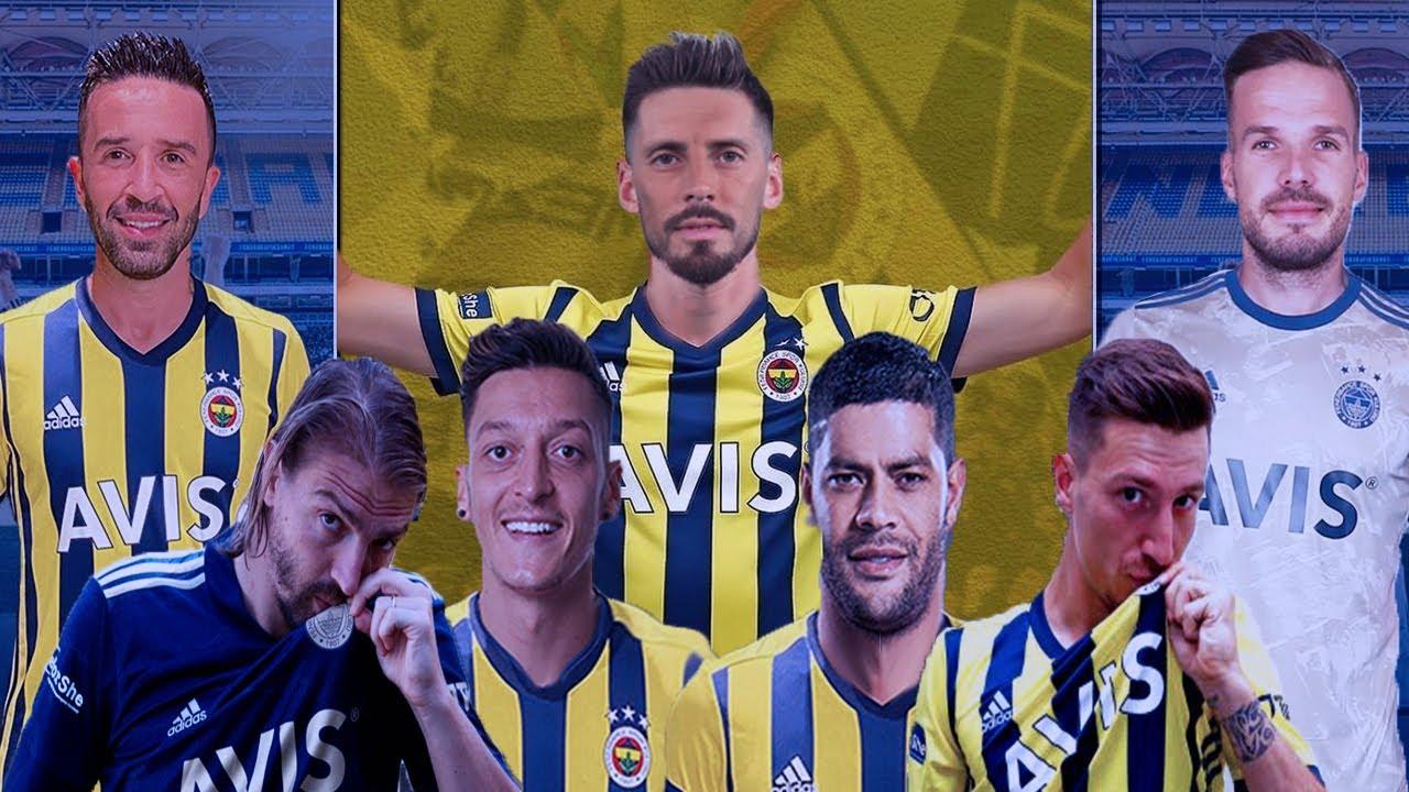 FENERBAHÇE 2021 Yılı Muhtemel 11'i Ft. Yeni Transfeler, Sosa, Hulk, Mesut, Ali Koç, Süper Lig