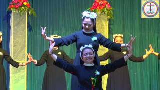 Múa Tạ Ơn (Mừng 60 năm thành lập Giáo xứ Vinh Hòa)