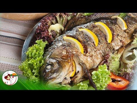 ФАРШИРОВАНЫЙ КАРП. Ну, просто пальчики оближешь! Особый рецепт фаршированной рыбы!
