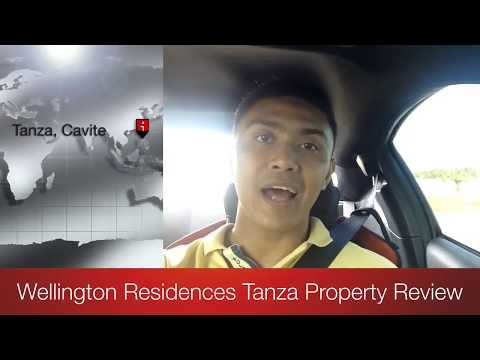 Wellington Residences Tanza Cavite Philippines Property Review House and lot
