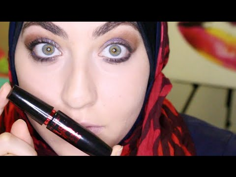 db53b89a436 Maybelline Turbo Volum Express Mascara Review - YouTube