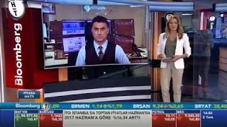 Tuncay Turşucu Hande Demirel Bloomberg Borsa Dolar 020718