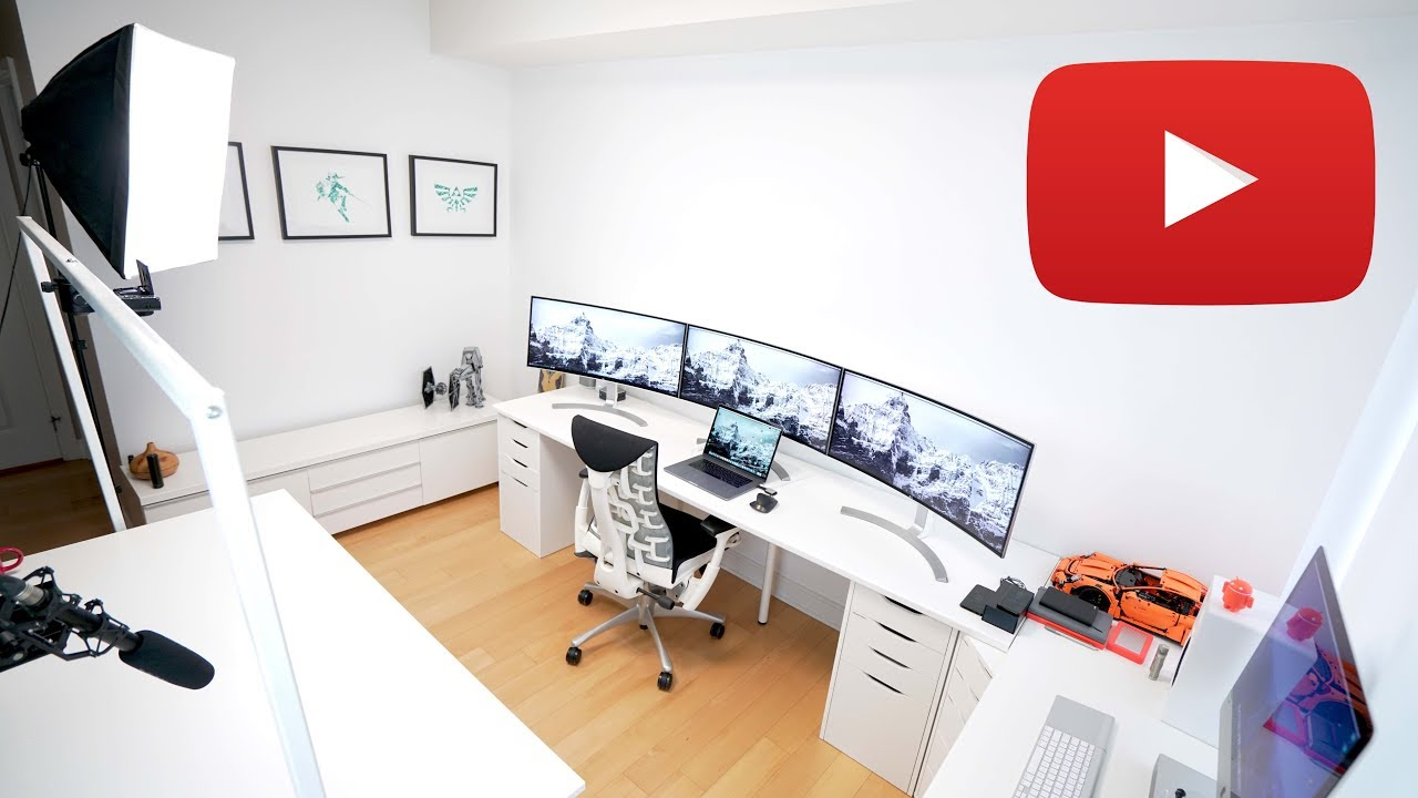 office youtube. interesting youtube how to build the perfect youtube studio  v2 intended office youtube