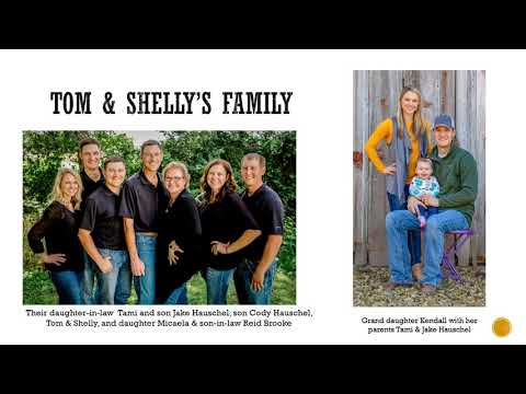 Cloud County Community College Alumni Spotlight  - Tom & Shelly (Nanninga) Haushel